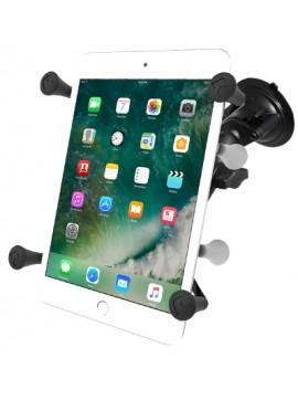 "RAM® X-Grip® with RAM® Twist-Lock™ Suction Cup Mount for 7""-8"" Tablets"