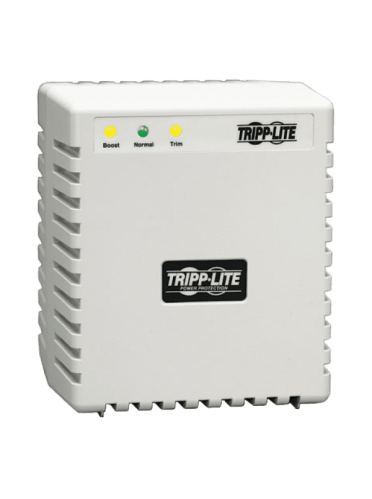TRIPPLITE 600W Regulador Tension 181-274V 3-out-C13 1-in-C14-750W