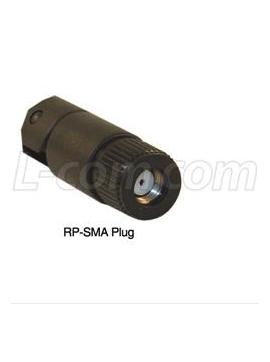 2.4 GHz 7 dBi Rubber Duck Antenna - RP-SMA Plug Connector