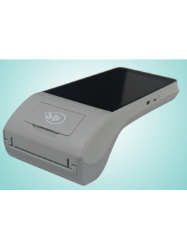 5.5 inches Handheld Android 5.1 POS Terminal with EMV certificated