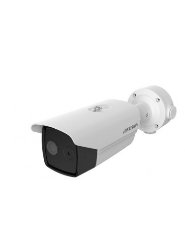 hikvision Fever Screening Thermographic Thermal Network Bullet Camera (corona virus camera)